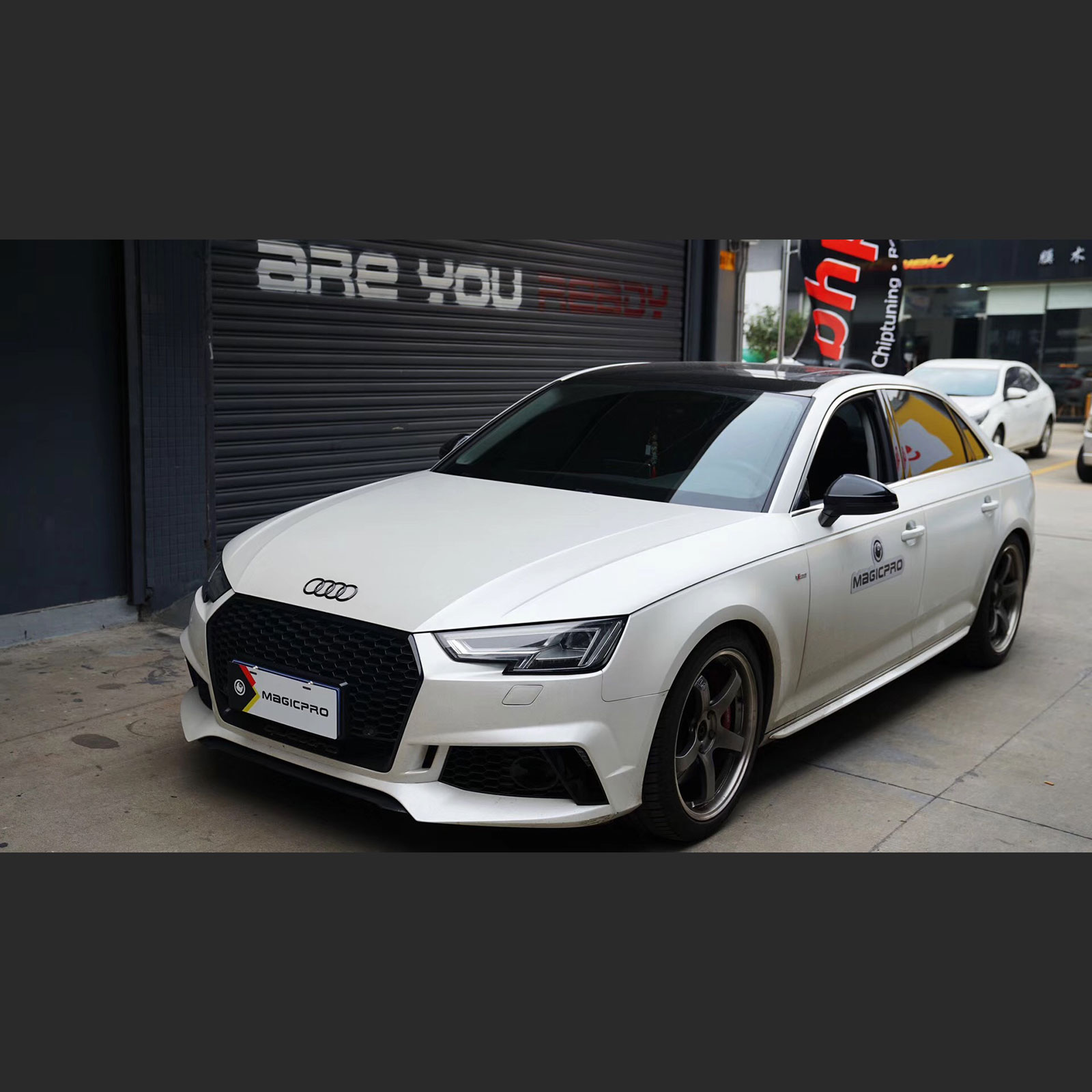 Audi Chiptuning: A4
