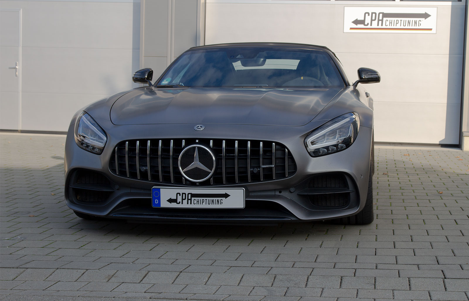 Chiptuning pre Mercedes-AMG GT (C190) AMG GT C.